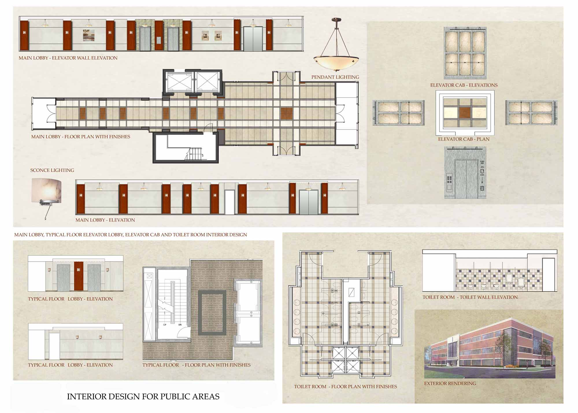 COPT Aberdeen Interior Design