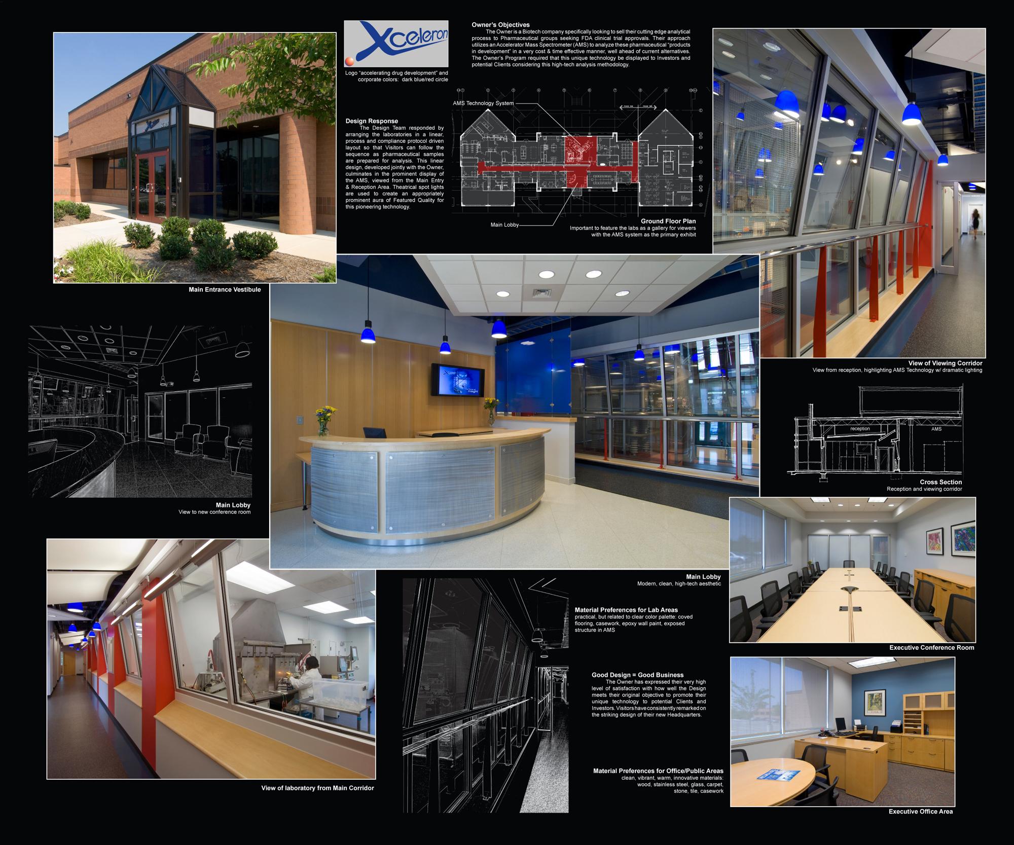 Xceleron Interior Design